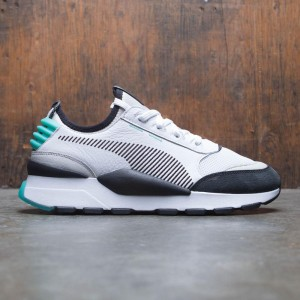 Puma Men RS-0 - Reinvention (white / green / blue)