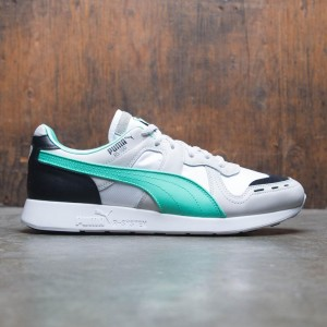 Puma Men RS-100 - Reinvention (gray / green / blue)