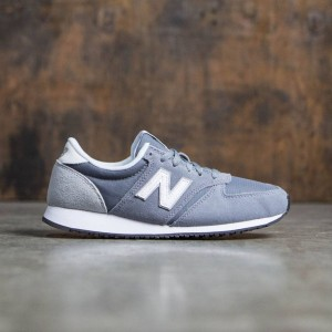 New Balance Women 420 WL420CRD (gray / gunmetal / white / silver mink)