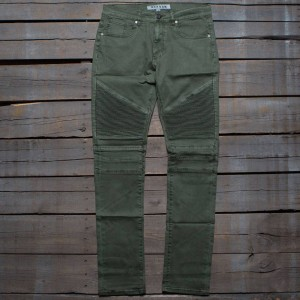 Reason Men Leroy Denim Jeans (olive)