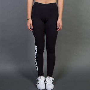 Adidas Women Linear Leggings (black)