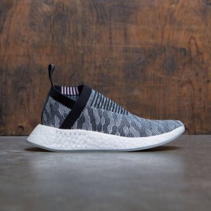 Adidas Women NMD CS2 Primeknit W (black / core black / wonder pink)