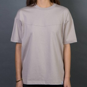 Adidas Women XBYO Tee (gray / vapour grey)