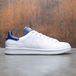 Adidas x Raf Simons Men Stan Smith (white / night sky / footwear white)