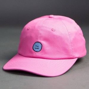 Lazy Oaf Go Away Cap (pink)