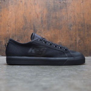 Adidas x Raf Simons Men Spirit Low Asymm Tongue (black / core black / pantone)