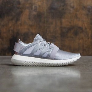 Adidas Women Tubular Viral (silver / metallic silver / clear granite / core white)