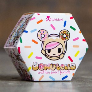 Tokidoki Donutella And Her Sweet Friends Mini Figures - 1 Blind Box
