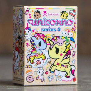 Tokidoki Unicorno Series 5 - 1 Blind Box