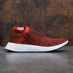 Adidas Men NMD CS2 Primeknit (orange / future harvest / core black)