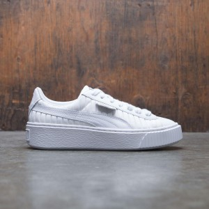 Puma Women Basket Platform EP (white)