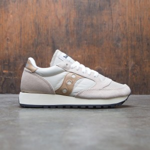 Saucony Women Jazz Original Vintage (gray / cement)