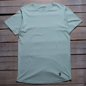 Akomplice Men Moan Tee (green / sage)