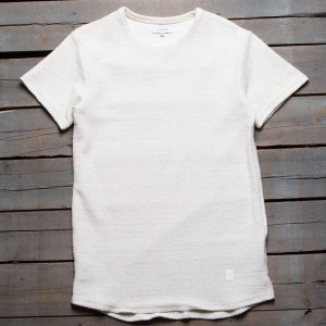 Akomplice Men Vedado Tee (white / off white)