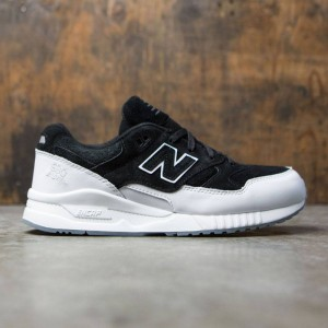 New Balance Men 530 Suede M530CBA (black / white)
