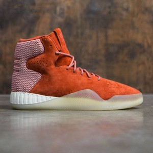 Adidas Men Tubular Instinct (orange / craft chili / off white)