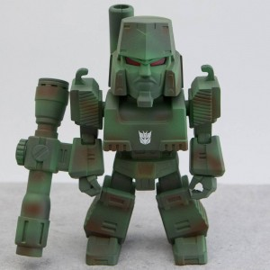BAIT x Transformers x Switch Collectibles Megatron 6.5 Inch Figure - Camo Edition