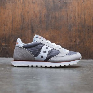 Saucony Women Jazz Lowpro (gray / white)