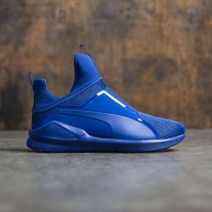 Puma Women Fierce Knit (blue / true blue)