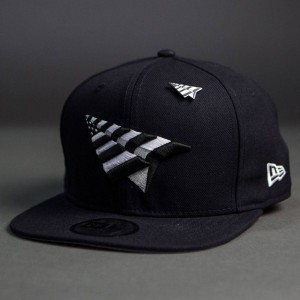 Paper Planes The Crown Snapback Cap (navy)