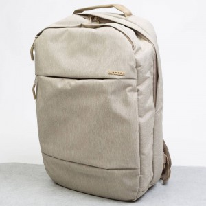 Incase City Compact Backpack (gray / heather khaki)