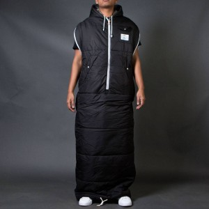 Poler Men The Shaggy Napsack (black)