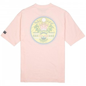 Adidas Men Settend Tee (pink / icey pink)