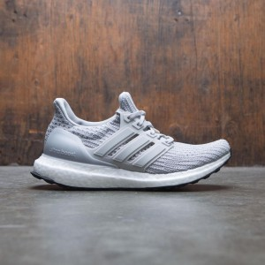 Adidas Big Kids UltraBOOST J (gray / grey two / core black)