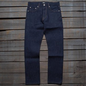 Stussy Men USA Raw Denim Jeans (blue / indigo)