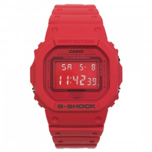 G-Shock Watches Limited Edition DW5635C-4 (red)