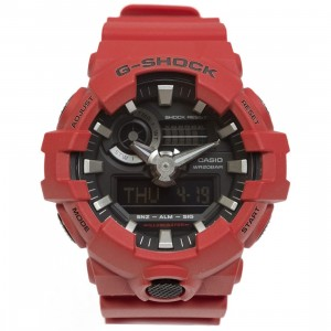 G-Shock Watches GA-700-4ACR (red)