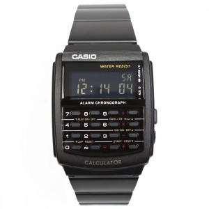 Casio Watches CA-506B-1A (black)