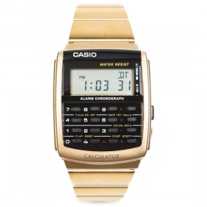 Casio Watches CA-506G-9AVT (gold)