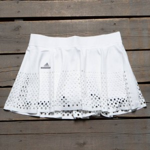 Adidas x Stella McCartney Women Barricade Skirt (white)