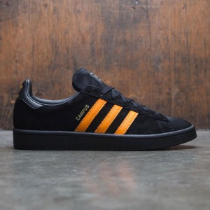 Adidas x Porter Men Campus (black / bright orange / core black)