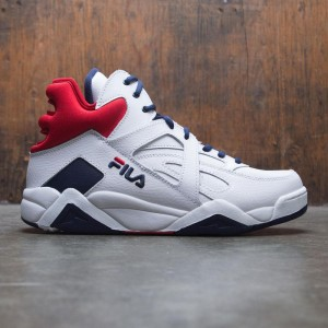 Fila Men The Cage (white / fnavy / fred)