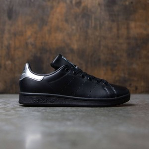 Adidas Women Stan Smith (black / core black / supcol)