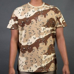 10 Deep Men Corps Surplus Tee (brown / desert chip camo)