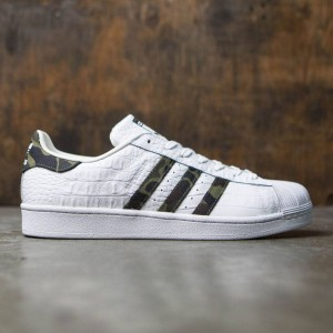 Adidas Men Superstar (white / core black / off white)