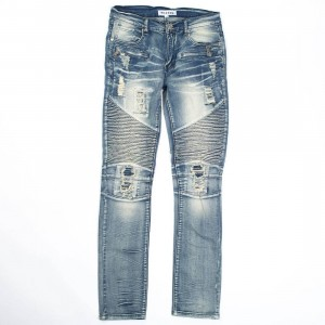 Reason Men Causeway Denim Jeans (blue)