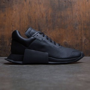 Adidas x Rick Owens Men Level Runner Low II (black / ro milk / ro black)