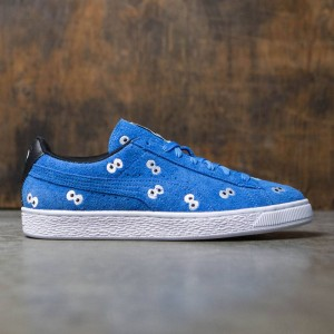 Puma x Sesame Street Men Suede (blue / french)