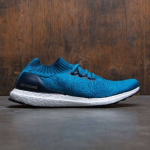 Adidas Men UltraBOOST Uncaged (blue / petrol night / mystery petrol)