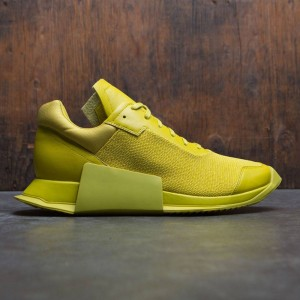 Adidas x Rick Owens Men Level Runner Low II (neon / ro neon)