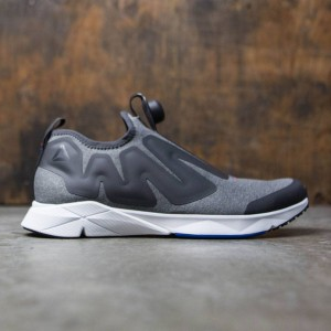 Reebok Men Pump Supreme Hoodie (black / coal / white / china red / awesome blue)