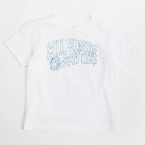 Billionaire Boys Club Youth Arch SS Tee (white)