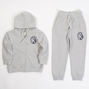 Billionaire Boys Club Youth Xplorer Set (gray / heather)