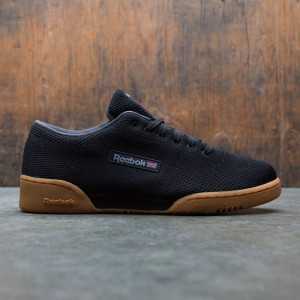 Reebok Men Workout Clean OG Ultraknit (black / meteor grey / excellent red / gum)
