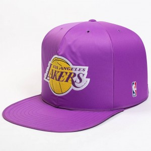 Nap Cap x NBA Los Angeles Lakers Indoor Pet House (purple)