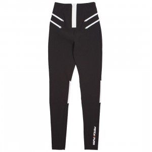 Puma x Fenty By Rihanna Women Zip Moto Leggings (black)